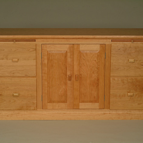 Mary Ann's Office Cabinet