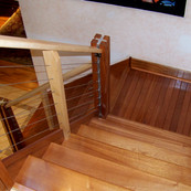 Narberth Staircase
