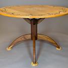 4' Round Pedestal Table