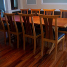 The Sigal Table & Chairs