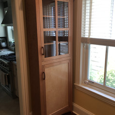 Paul & Norman's Dining Room Cabinet