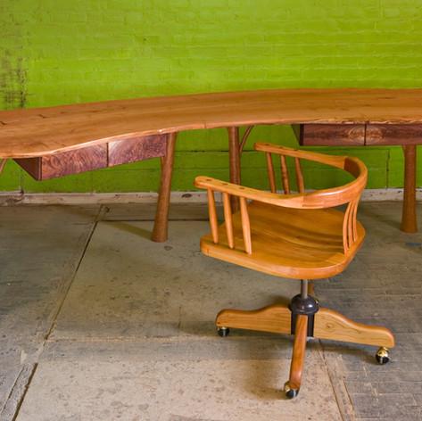 The Organic Desk