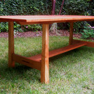 The Tori Gate Table