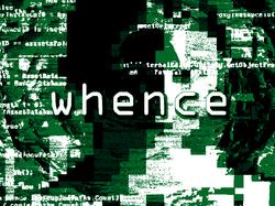 whence