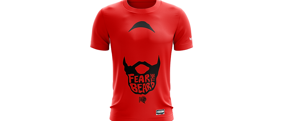 *PRÉ-VENDA* - Camiseta Bola Presa Fear The Beard