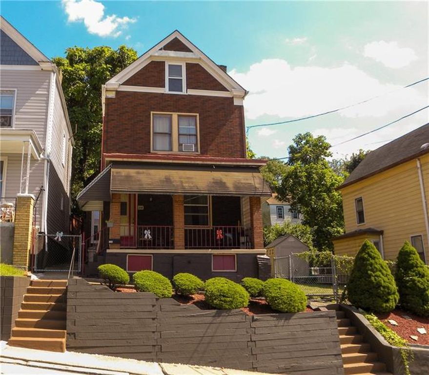 204 Marlow st,Pittsburgh