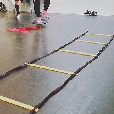 Studio Wayne McGregor_ Strength and cond