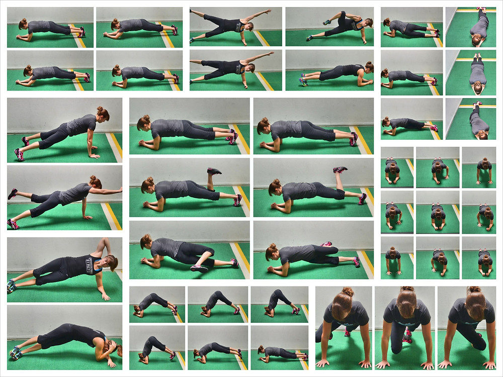 https://redefiningstrength.com/15-plank-variations/