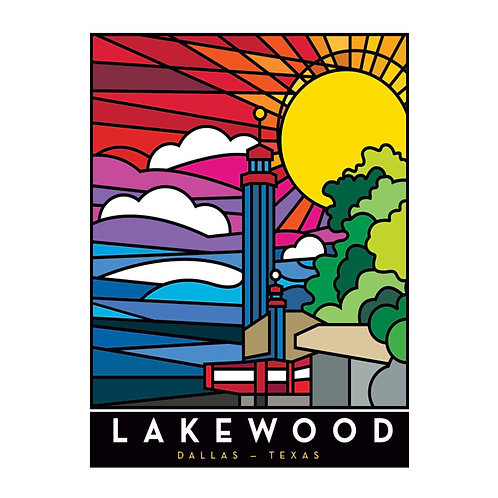 Lakewood Stained Glass