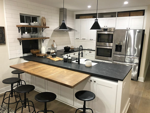 Home decor product placement of lighting and kitchen cabinets on Ty Breaker.jpg