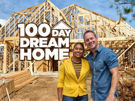 "Forty6Eleven secures client on HGTV's ""100 Day Dream Home"" with Brian and Mika Kleinschmidt"