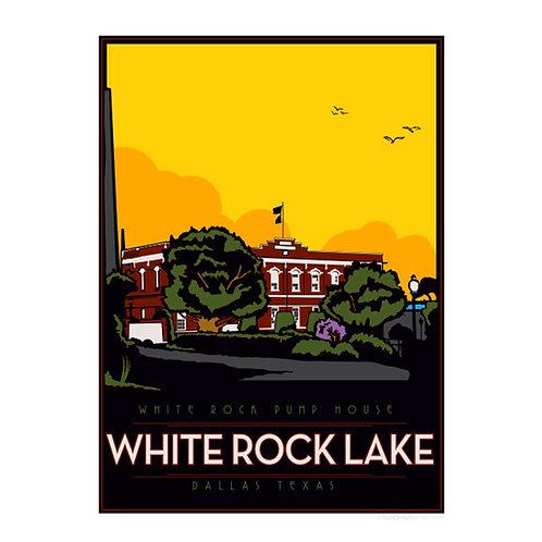 White Rock Lake Pump House