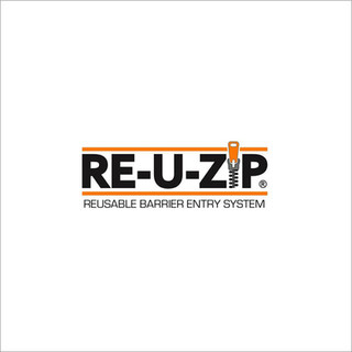 RE-U-ZIP are durable, reusable and eco-friendly barrier entry systems (zippered and magnetized) that make daily operations easier for construction and remediation contractors.