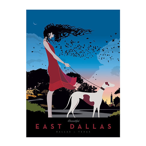 East Dallas Dog Walker