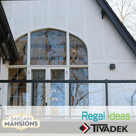 "TIVADEK and Regal Ideas placed on ""Bargain Mansions"""