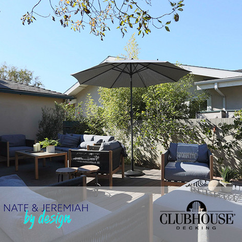 "Forty6Eleven places Clubhouse Decking on ""Nate and Jeremiah By Design"""