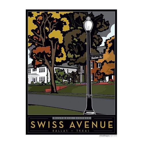 Swiss Ave Lights