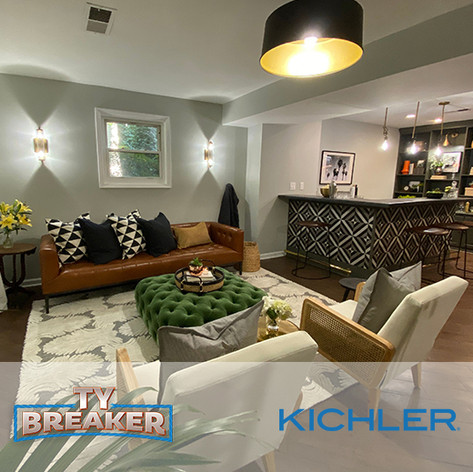 Kichler Lighting on Ty Breaker