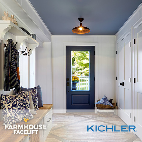 Kichler Lighting on Farmhouse Facelift