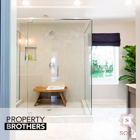 "Soci Tile and Sinks Placed on ""Property Brothers"""