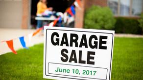 10th Annual Lakewood Hills Neighborhood Garage Sale – June 10