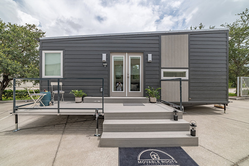 Product Placement: Kichler Lighting and TIVADEK on Tiny House Nation