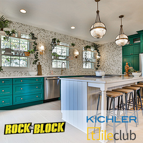 Rock The Block - Kitchens