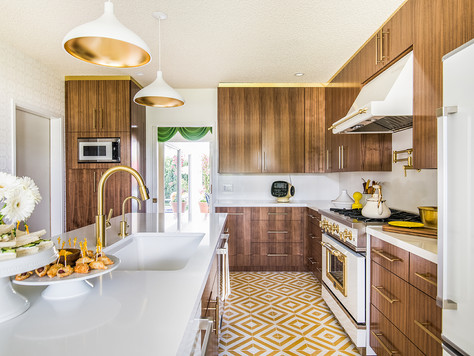 12 Amazing Kitchen Makeovers From the Best TV Designers