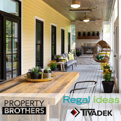"Regal Ideas and TIVADEK placed on ""Property Brothers"""