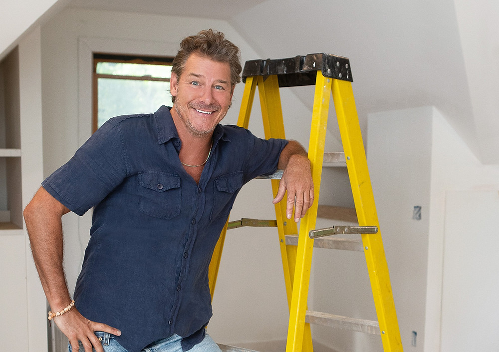 Kichler Lighting and Kitchen Cabinet Kings as seen on HGTV's Ty Breaker with Ty Pennington