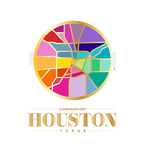 Houston Map