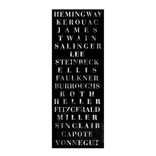American Writers Banner