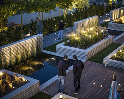 Outdoor living product placement agency, Forty6Eleven, adds in-lite Outdoor Lighting to client list