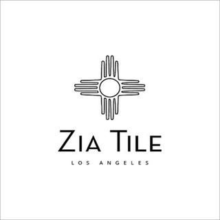 Los Angeles based Zia Tile creates beautiful hand-made encaustic cement tile for  flooring and walls.