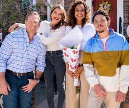 Forty6Eleven secured clients on CBS new renovation reality series 'Secret Celebrity Renovation'
