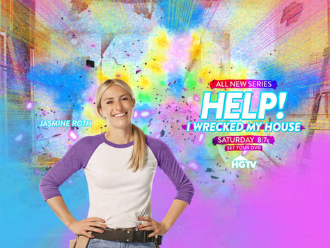 Forty6Eleven places its clients on Jasmine Roth's new renovation show, Help! I Wrecked My House