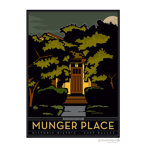 Munger Place
