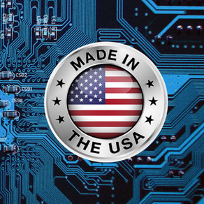 """Made in the USA"" … soup to nuts!"