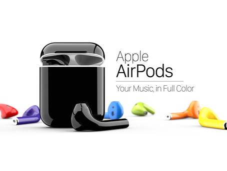 ColorWare 為 Apple AirPods 帶來客製配色服務