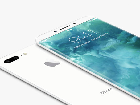 """iPhone 8 新 5.8"""" 螢幕將以「功能區」取代 Home 鍵"""