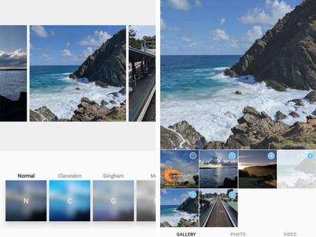 Instagram 即將推出相簿發文