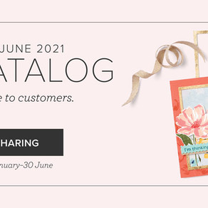 January-June and Sale-a-Bration Catalogs now Live!