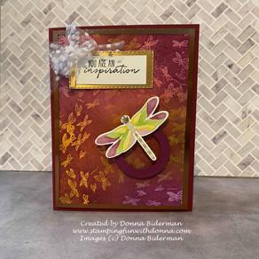 Kylie's Demonstrator Training Program Blog Hop December 2020 | Dragonfly Garden Cards