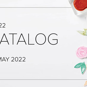 Amazing Stampin' Up! Specials for May and June 2021!