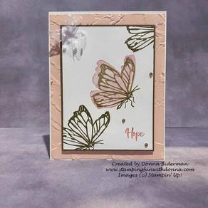 A Touch of Ink Sale-a-Bration Set - Color Challenge