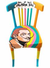 Арт-стул