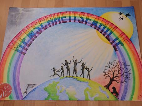 """Projekt """"Menschheitsfamilie"""" - Verein lebensfrohe Kreativität Liezen"""