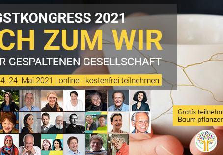 Pfingstkongress 2021- VOM ICH ZUM WIR  14. - 24. Mai 2021