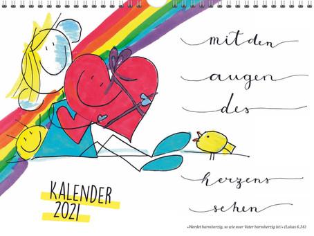 Kalenderprojekt 2021 - Hilfsprojekte !