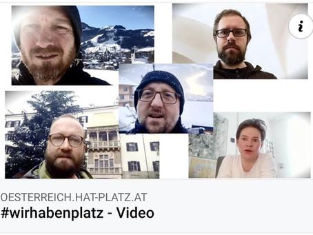 Wir haben Platz - Video